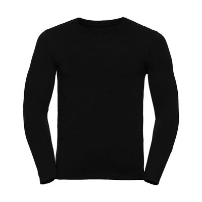 "Moška T-shirt majica – ""HD"" – dolgi rokav"