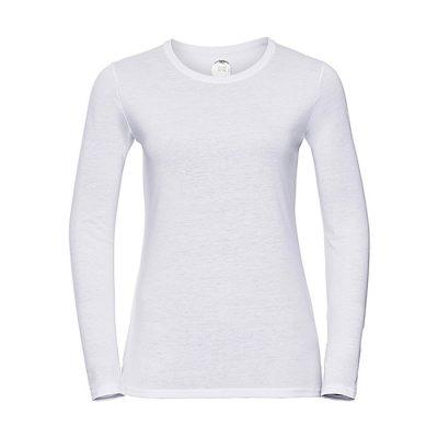 """Ženska T-shirt majica – """"HD"""" – dolgi rokav"""