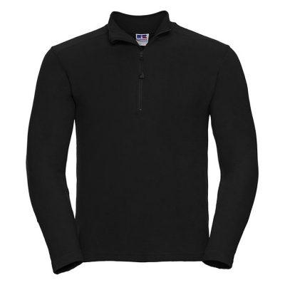 "Moški termovelur pulover – ""Microfleece"" – 1/4 zadrga"