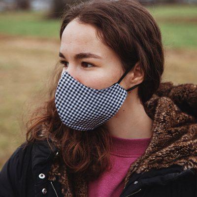 Higienska maska – pralna – ženska PEPITA Ž